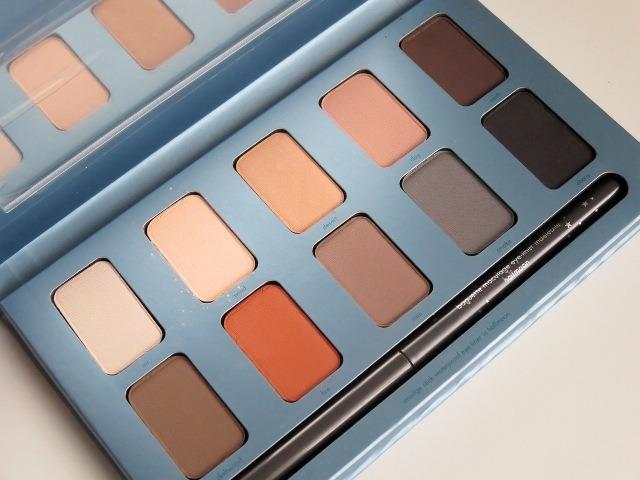 Stila Eyeshadow Palettes And Eyebrow Products