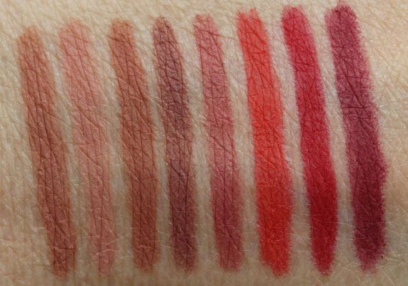 Urban Decay 247 Glide On Lip Pencil Review Photos Swatches